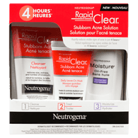 Stubborn Acne Kit