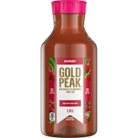 Gold Peak Iced Tea, Raspberry