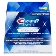 3D White Whitestrips Professional Effects