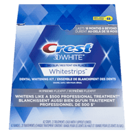 3D White Whitestrips Supreme Flexfit