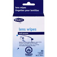 Multi Purpose Lens Wipes