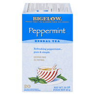 Peppermint 20 Herbal Tea Bags