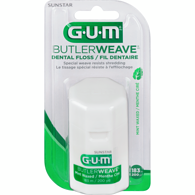 Butlerweave Dental Floss Mint Waxed 183 m