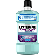 Total Care For Sensitive Teeth Clean Mint Antiseptic Mouthwash