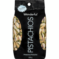 Pistachios, Roasted & Unsalted