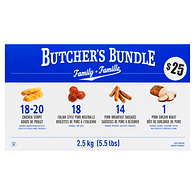 Butcher's Bundle Family Box