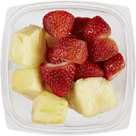 Small Pineapple & Strawberry
