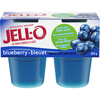 Blueberry Gel Snacks