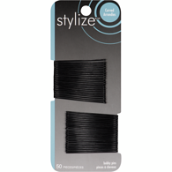 Bobby Pins, Curve Black