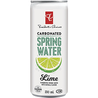 Sparkling Lime Water (Case)