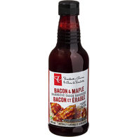 Bacon & Maple Barbecue Sauce