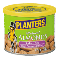 Almonds, Natural