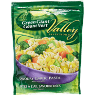 Valley Selections Savoury Garlic Pasta & Vegetables