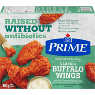 Prime Buffalo Wings