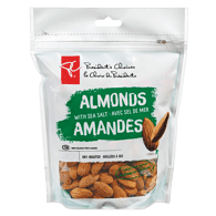 Almonds, Roasted Salted