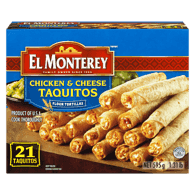 Chicken & Cheese Taquitos