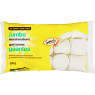 Jumbo Marshmallows