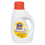 High Efficiency Liquid Detergent Simply Clean & Sensitive