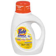 Simply Clean & Fresh Liquid Detergent