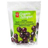 Pitted Dark Sweet Cherries