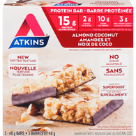 Protein Bar, Almond Coconut