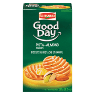 Good Day Pista Badam Cookies