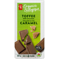 Milk Chocolate With Caramle