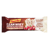 Clean Whey Bars, White Fudge Raspberry