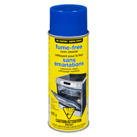 Fume Free Oven Cleaner