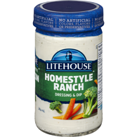 Homestyle Ranch Salad Dressing
