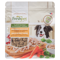 Select Fresh from the Kitchen Home Cooked Chicken Recipe Dog Food