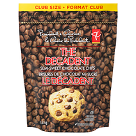 The Decadent Semi-Sweet Chocolate Chips