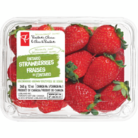 Greenhouse-Grown Ontario Strawberries