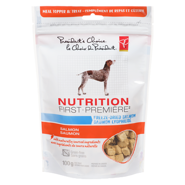 PC Nutrition First Meal Freeze-Dried Salmon Dog Treat