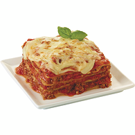 Fully Cooked Meat Lasagna, Serves 4
