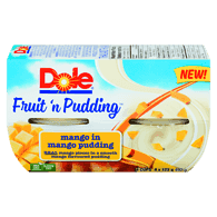 Fruit 'n Pudding Mango in Mango Pudding