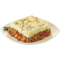 Fully Cooked Shepherd's Pie, Serves 4