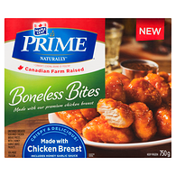 Prime Chicken Boneless Bites