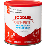 Toddler Milk Supplement Formula