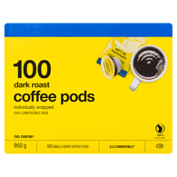 Coffee Pods, Dark Roast