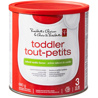 Natural Vanilla Flavour Toddler Nutritional Supplement Powder