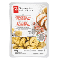 Chicken And Pancetta Tortelloni Traditional Italian Filled Egg Pasta