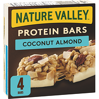 Protein Chewy Bar, Coconut Almond