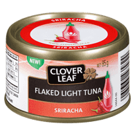 Flaked Light Tuna, Sriracha