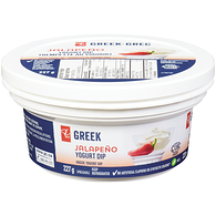 Greek Yogurt Dip, Jalapeno