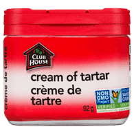 Club House Cream of Tartar