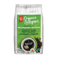 Organic Coffee, Dark Roast Decaf
