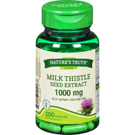Vitamins Milk Thistle Seed Extract 1000 mg