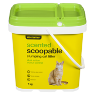 Instant Action Cat Litter Pail
