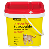 24/7 Unscented Cat Litter Pail
